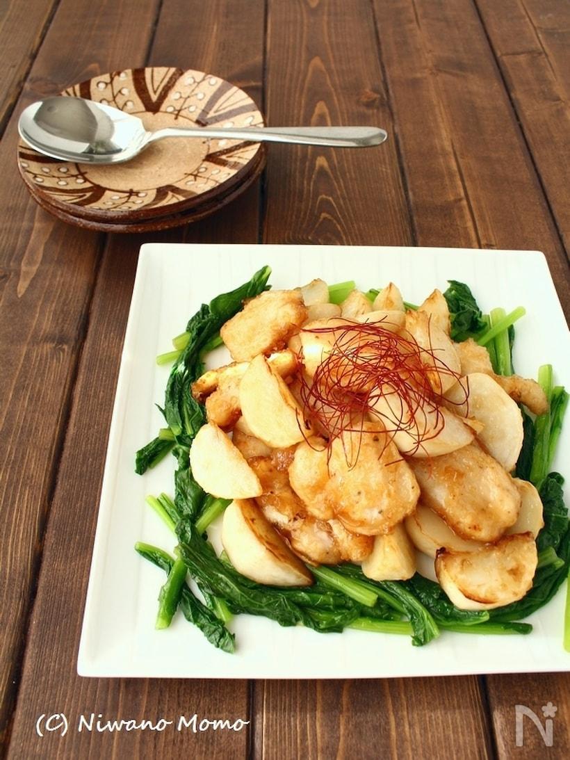 栄養やおいしい食べ方は?かぶの旬とおすすめレシピ8選の画像