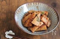 本当に美味しいたけのこの土佐煮|何度も作りたい定番レシピVol.124