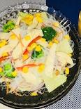 チキンと春雨のパワーサラダ