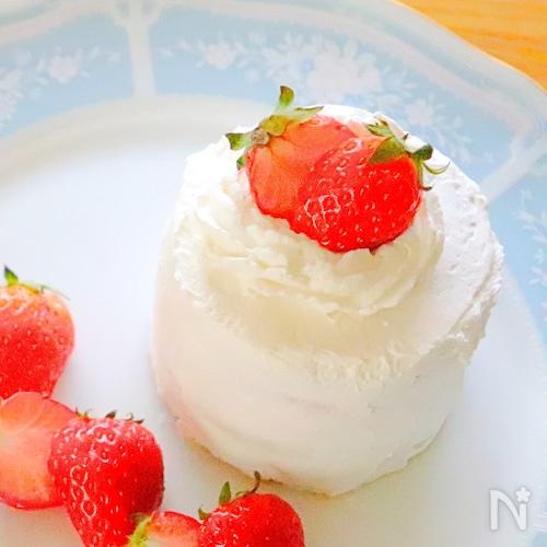 オーブン不要!レンジ不要!重ねるだけの「ビスケットケーキ」