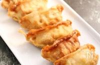 餃子天ぷら