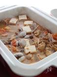 トムヤムクン風海鮮鍋