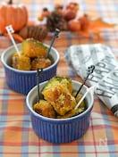 粉ふきチーズかぼちゃ