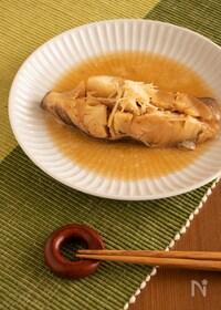 『(飲める煮魚)圧力鍋で!骨までおいしいカラスカレイの煮付け』
