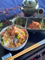 お弁当にも便利♡作り置き自家製🐟鮭フレーク