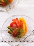 夏野菜のトマト煮