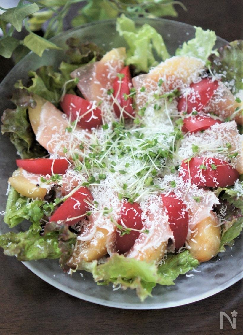 お弁当のおかずや大量消費も♪ レタスを使ったおすすめレシピ20選の画像