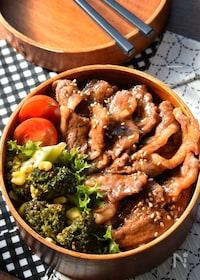 『安い牛肉でもめっちゃ柔らかい♡旨ダレde激うま焼き肉丼♡』