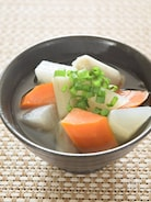 根菜の和風デトックススープ