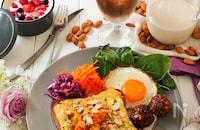 生活習慣病予防からニキビ予防、ダイエットまで! 家族みんなにうれしい「アーモンド」レシピ