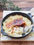 ダイエットに!白菜ときのこの豆乳グラタン