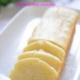 しっとり&優しい食感♪マスカルポーネの白いパウンドケーキ♡