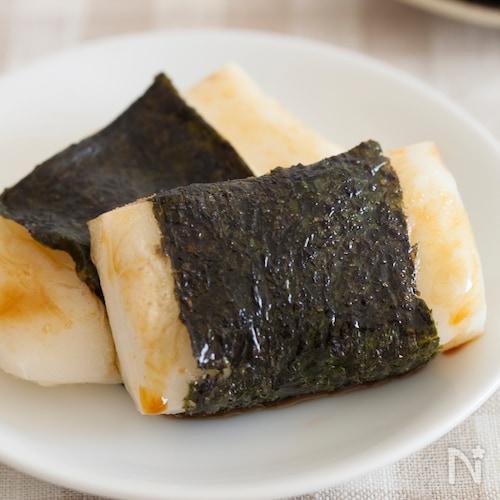 チーズ入り磯辺餅