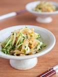 きゅうりとクラゲの中華サラダ