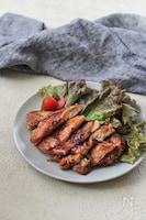 ご飯がすすむ!鶏の甘みそ漬け焼き【下味冷凍レシピ】
