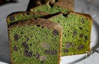 しっとり♡ホットケーキミックスで作る抹茶パウンドケーキ