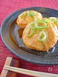 豆腐でふわふわ♪あんかけ鶏だんご