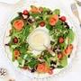 クリスマスにも!サラダは盛り付け方次第でこんなに素敵になる!