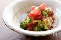 ネバネバ&シャキシャキの食感が魅力!栄養たっぷり「おくら」の人気レシピ15選