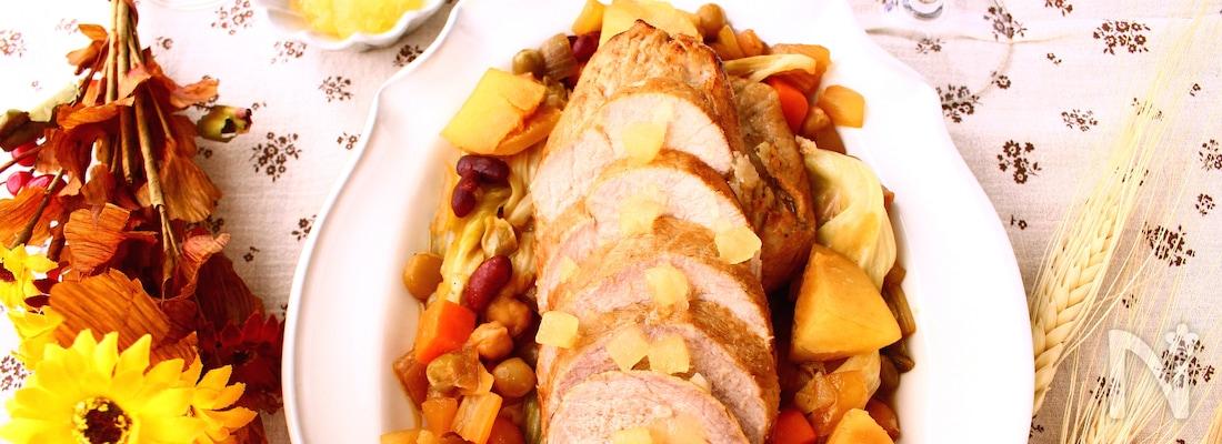 ご飯がすすむおかず と ひとなべ欧風料理のレシピ