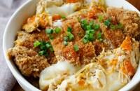 本当に美味しいカツ丼|何度も作りたい定番レシピVol.168