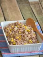 「常備菜」ひき肉とコーンの洋風そぼろ