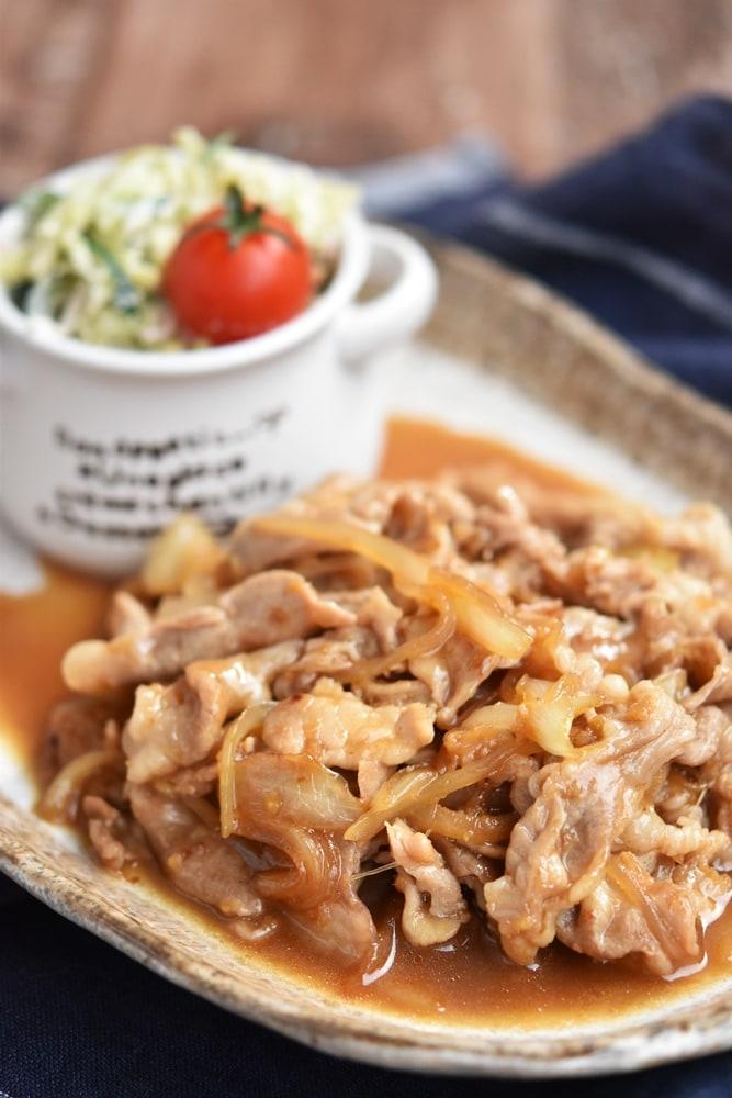 人気 生姜 レシピ 焼き
