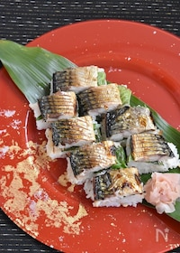 『香ばし焼さば寿司』