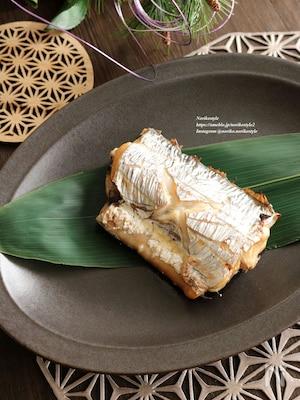 太刀魚のポン酢グリル