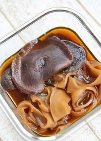『干し椎茸とかんぴょうの煮物【作りおき】』