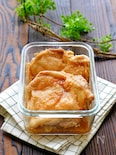 簡単過ぎる作り置き!絶品レンチン鶏チャーシュー