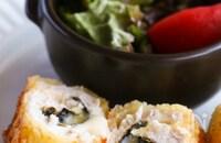 【ごちそうおかず♪】家族喜ぶ♡ささみの海苔チーズチキンカツ!
