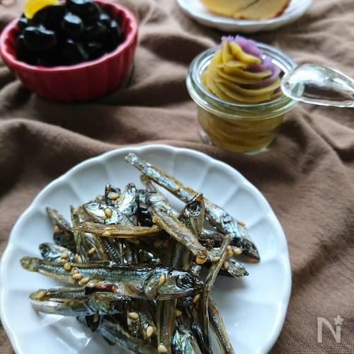 おせちやお弁当に〜田作り(ごまめ)〜作りおき常備菜