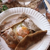 休日のおしゃれ朝食やブランチに♡栄養たっぷりそば粉のガレット