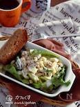 レンジで朝食ワンポットパスタ