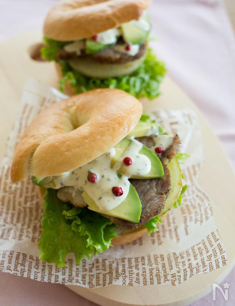 おうちカフェに♪ アボカドサンドイッチの人気レシピ15選