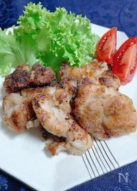 『米粉でカラッと☆鶏の麹焼き』