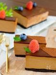 濃厚でなめらか!オレオチョコレートチーズケーキ
