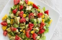 これ1つで「無限野菜」!野菜がどっさり食べられるドレッシング