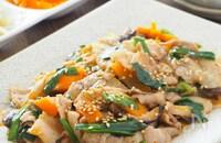 【調味料2つ】5分漬けて炒めるだけ!簡単キムチプルコギ