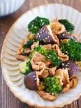 豚こまとブロッコリーのオイスター炒め【#作り置き#お弁当】