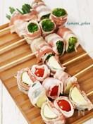 福岡で話題♪栄養たっぷり野菜巻き串