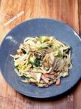 レシピ500品目は「舞茸とほうれん草のパスタ」