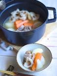 豚肉と冬野菜の塩ポトフ