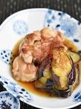 鶏もも肉となすの南蛮漬け【作り置き】