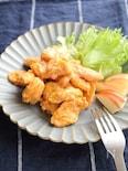 鶏むね肉のジューシーカレー鶏マヨ