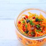 【作り置きサラダ】にんじん1本で作るキャロットラペのレシピ