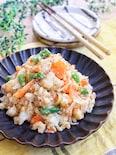 レンジで簡単時短♩こくうま♡『鶏そぼろポテトサラダ』