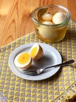 ゆで卵のピクルス