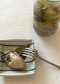 『つくりおきに♪鉄分補給の牡蠣のコンフィ♡』